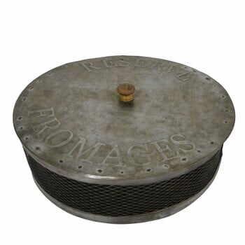 Cutie din metal pentru cașcaval Antic Line Zinc Cheese la pret 187 lei