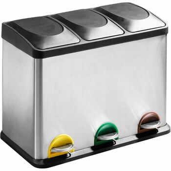 Coș pentru materiale reciclabile Premier Housewares, 45 L la pret 729 lei