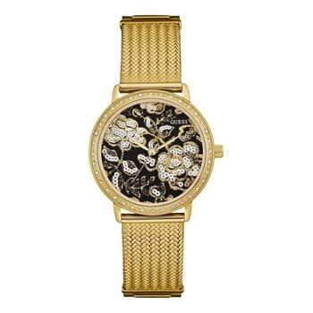 Ceas damă Guess W0822L2, curea metalică, auriu la pret 479 lei