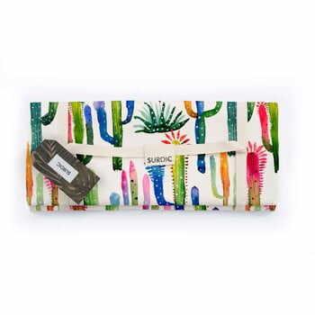 Pătură pentru picnic Surdic Watercolor Cactus, 170 x 140 cm la pret 320 lei
