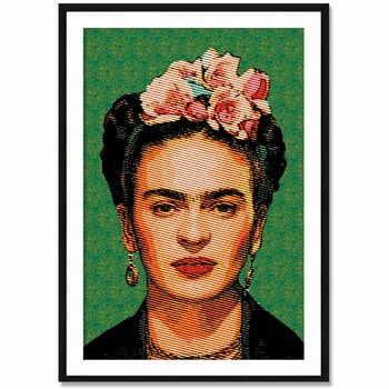 Tablou Madre Selva Frida Draw, 40 x 60 cm la pret 233 lei