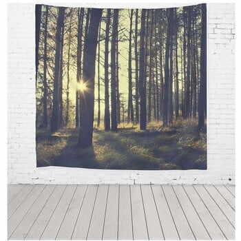 Tapiserie Really Nice Things Wood, 140 x 140 cm la pret 185 lei