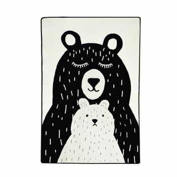 Covor copii Bears, 100 x 160 cm la pret 169 lei