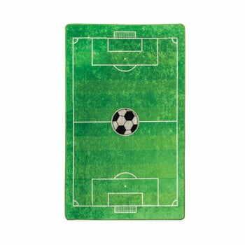 Covor copii Football, 140 x 190 cm la pret 280 lei