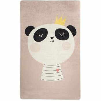 Covor copii King Panda, 100 x 160 cm la pret 169 lei