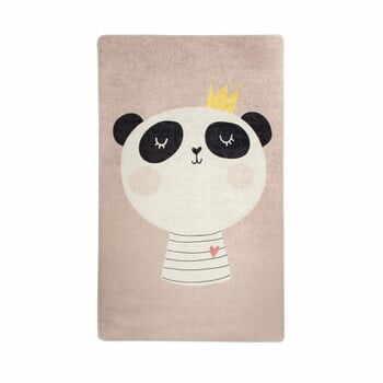 Covor copii King Panda, 140 x 190 cm la pret 280 lei