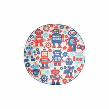 Covor copii Robot, ⌀ 140 cm la pret 211 lei