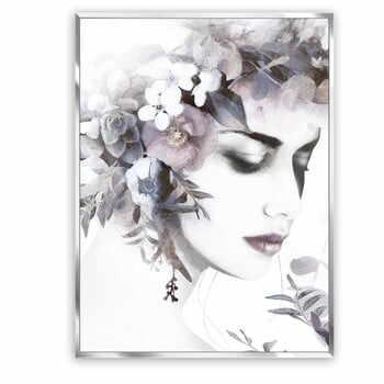 Tablou imprimat pe pânză Styler Flower Crown, 62 x 82 cm la pret 199 lei