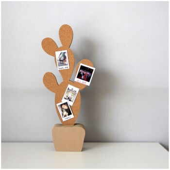 Cactus decorativ din carton Unlimited Design for kids, înălțime 56 cm la pret 195 lei