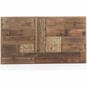 Tăblie din lemn Geese Rustico, 60 x 110 cm la pret 976 lei