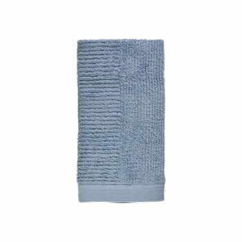 Prosop din bumbac 100% Zone Classic Blue Fog, 50 x 100 cm, albastru la pret 72 lei