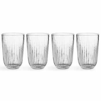 Set 4 pahare Kähler Design Hammershoi, 330 ml